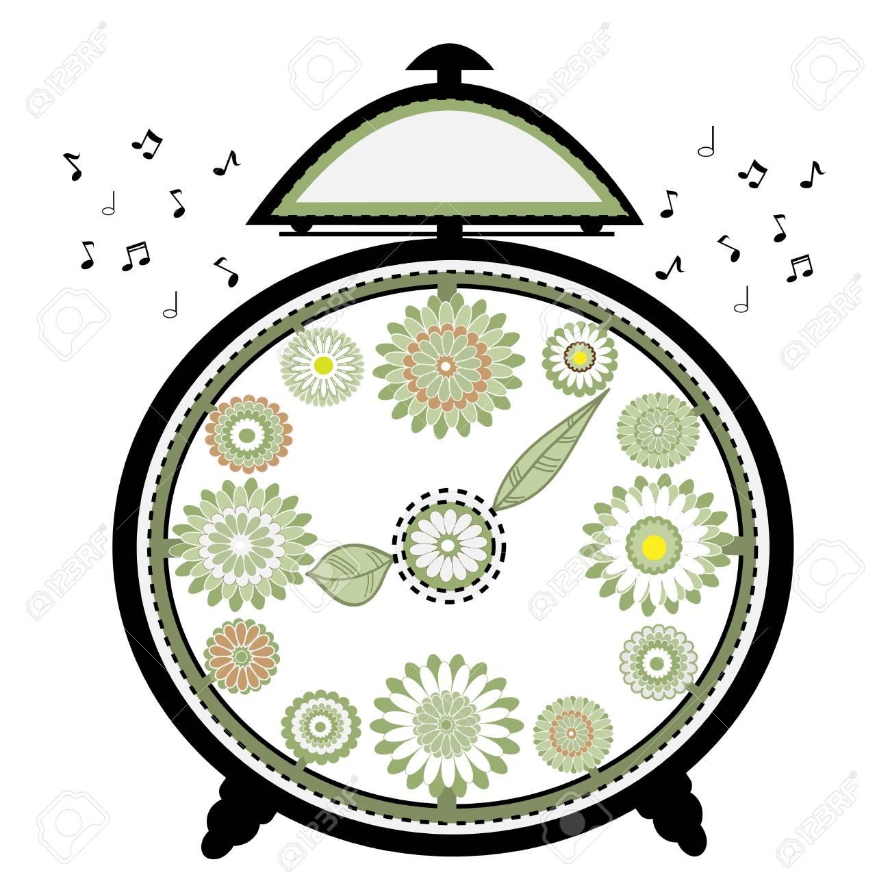 Alarm clock Stock Vector - 15858257