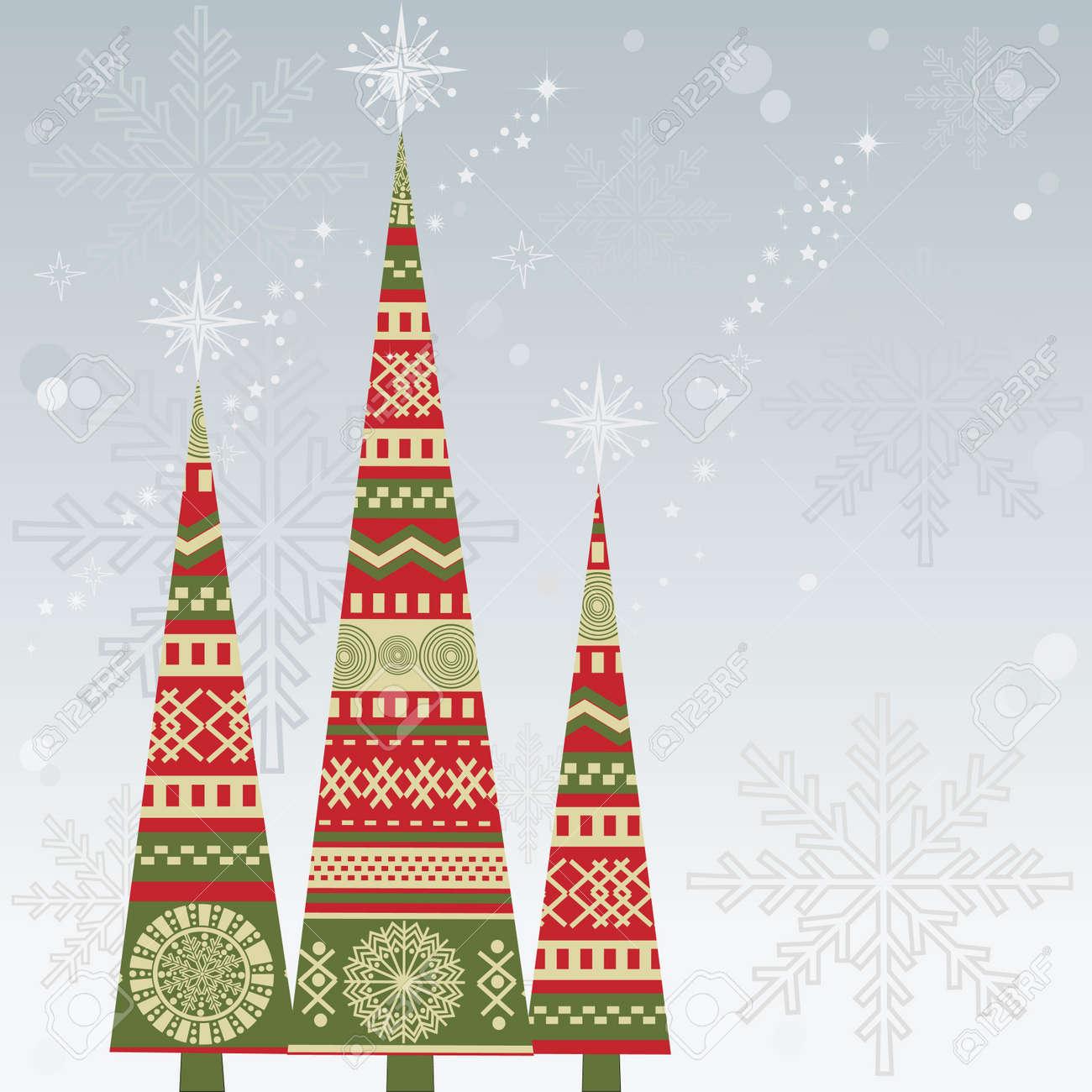Christmas tree Stock Vector - 16424683