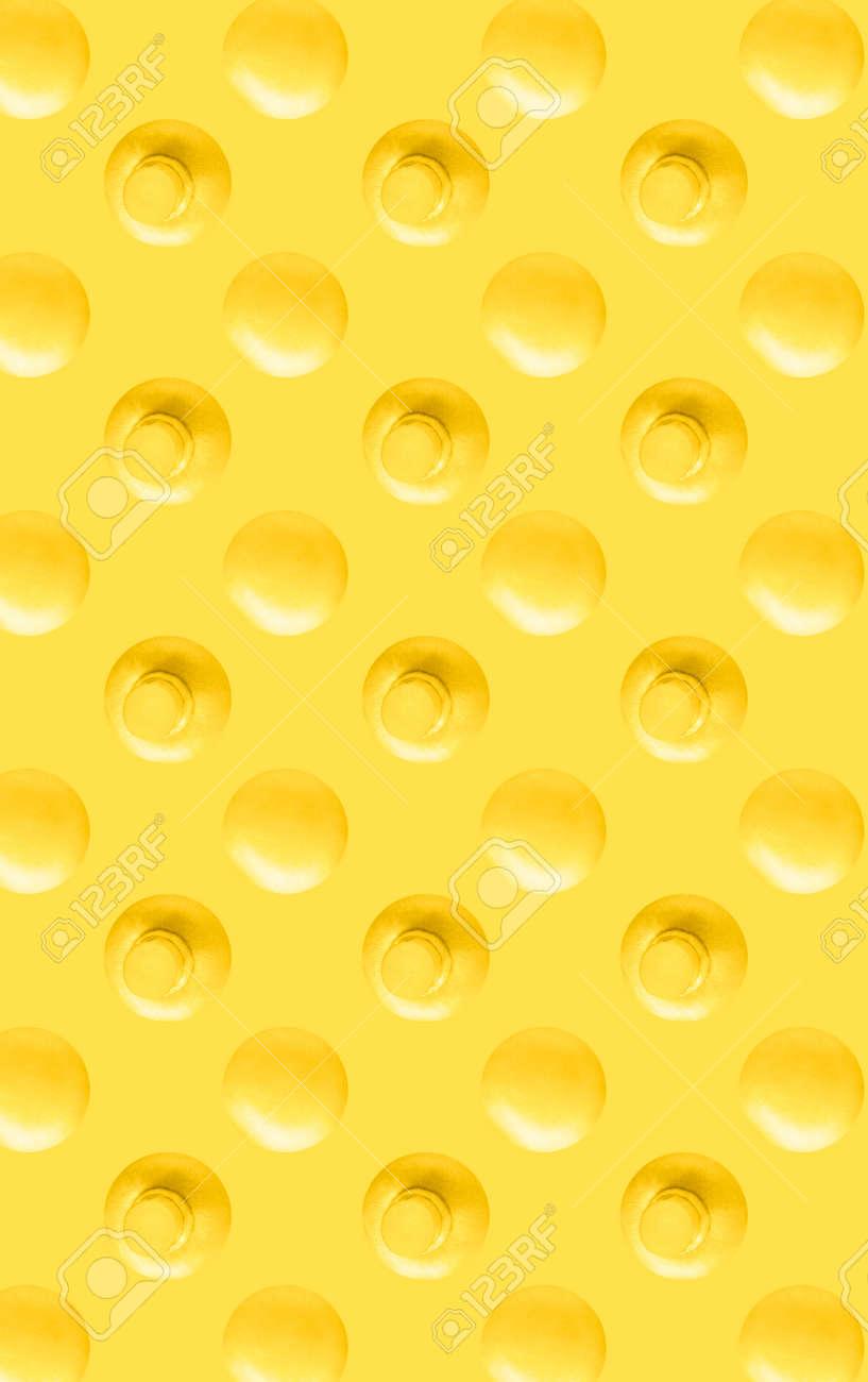 Creative champignon mushrooms pattern on illuminating key - 165904559