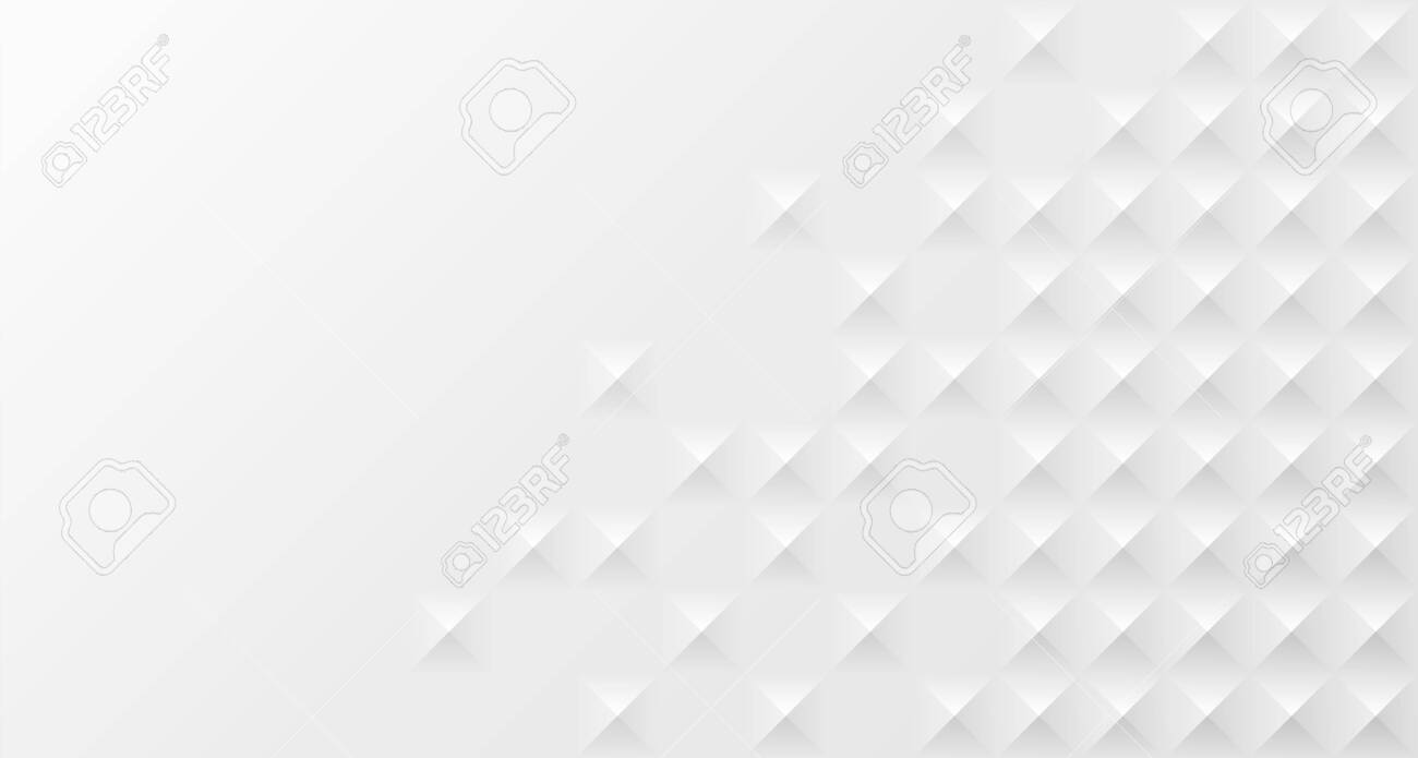 Vector abstract white background. Modern texture for your design. - 144354873