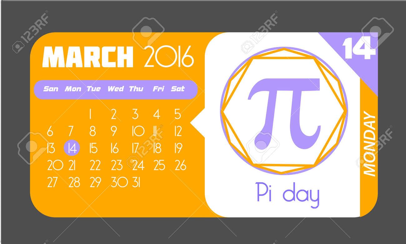 14. März Feiertag