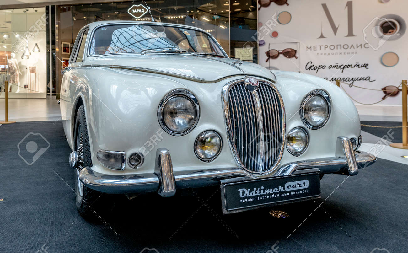 Exhibition Of Rare Cars Of 40-70 Years Ago From The 20th Century ...