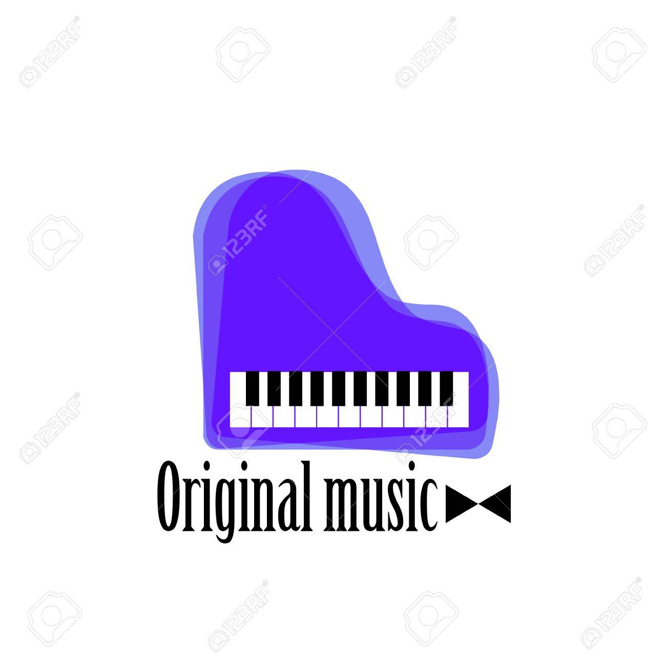 Music Style Logo Icon Templates. Music Logo, Music Icon. Brand ...