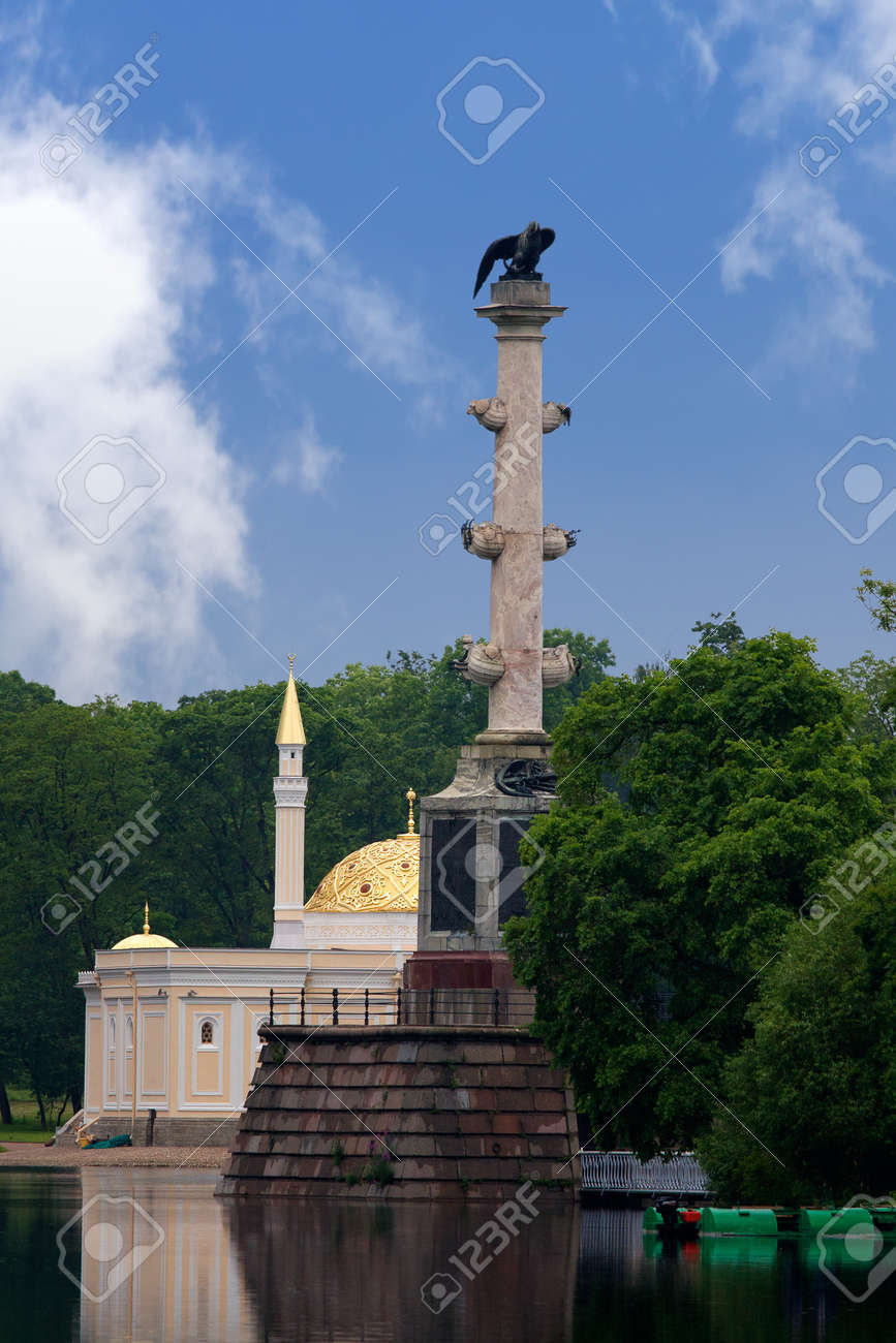 1768-1774 年、Chesma の戦い特...