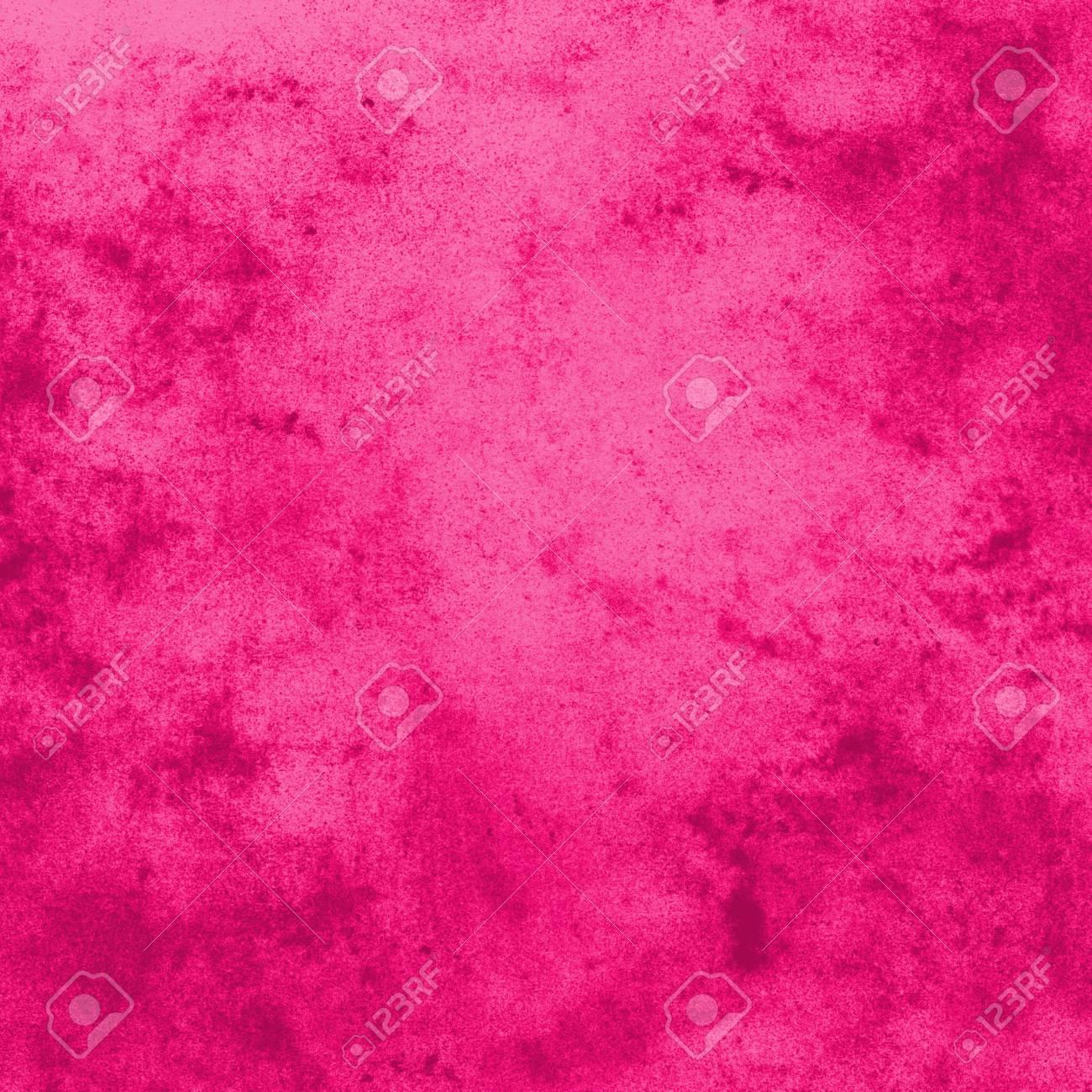 Grunge De Fondo De Color Rosa Y Blanco, Ilustración De Fondo De ...