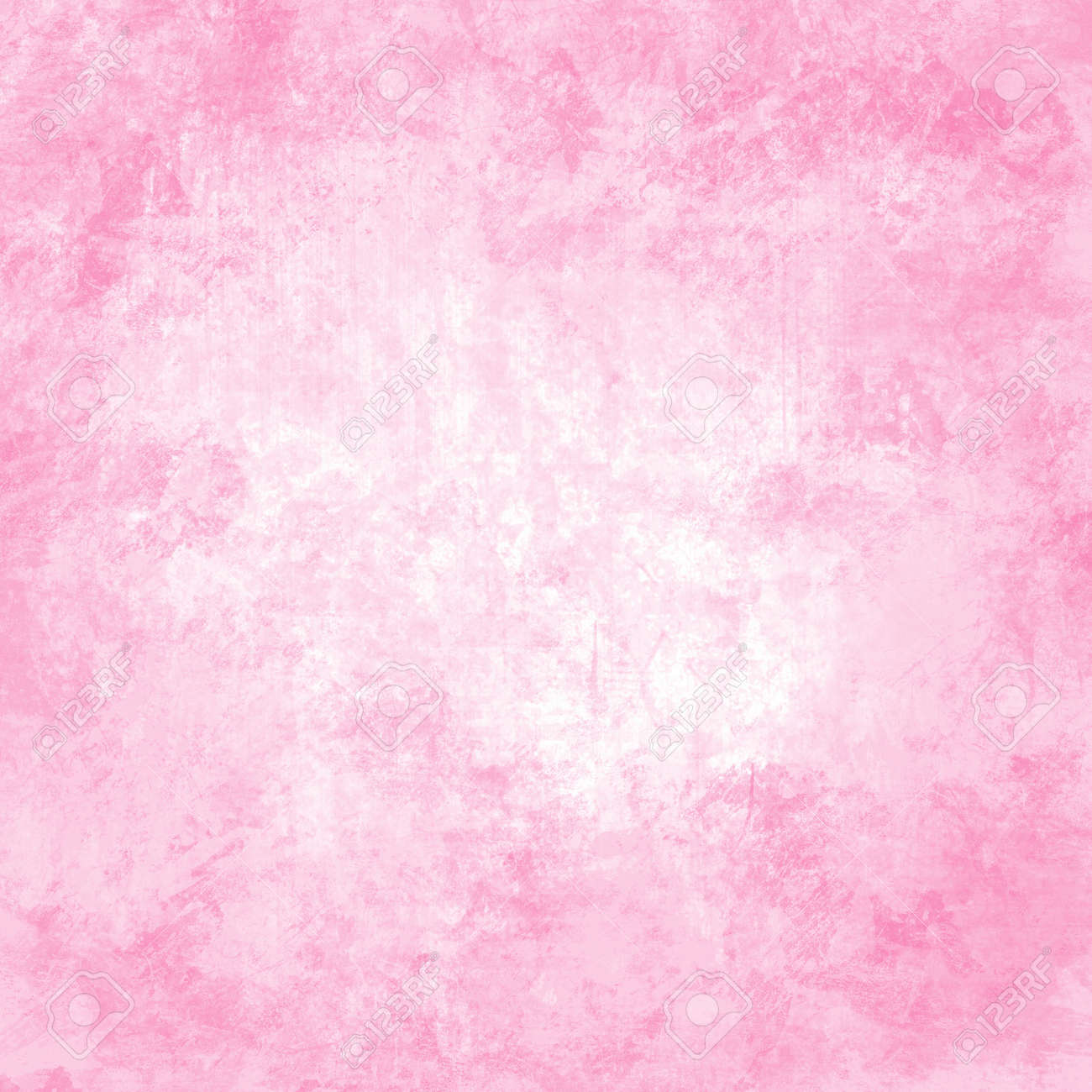 Grunge Background In Pink And White Color Abstract Pink Background