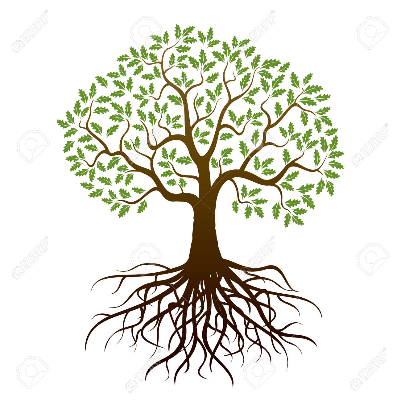 14 941 tree with roots cliparts stock vector and royalty free tree rh 123rf com tree with roots silhouette clip art tree with roots clip art free
