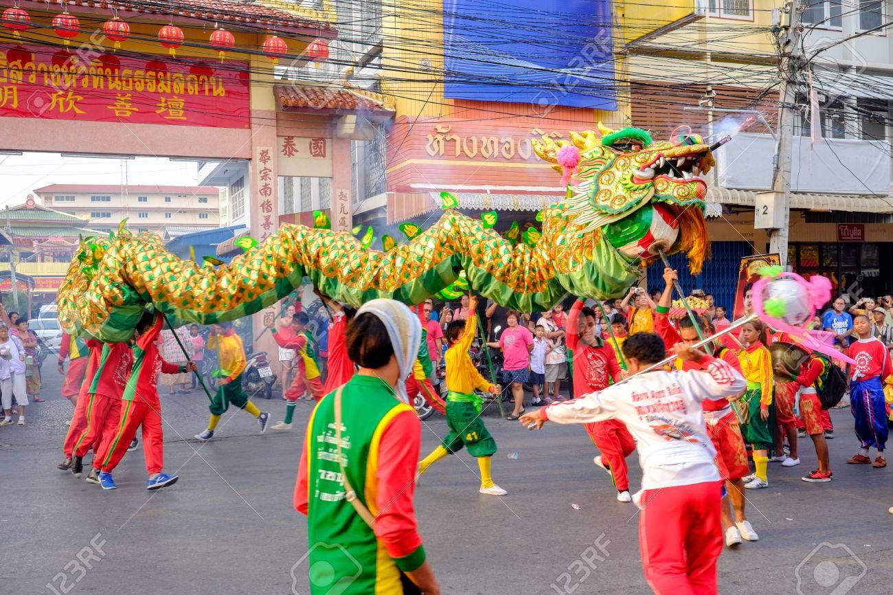 hua hin thailand february 18 2015 chinese new year celebration parade in - When Is Chinese New Year Celebrated