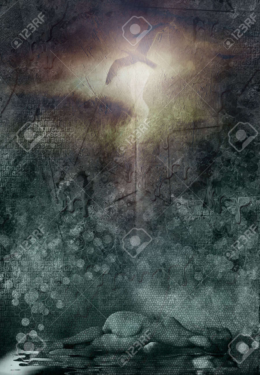 Abstract composition Stock Photo - 3484665