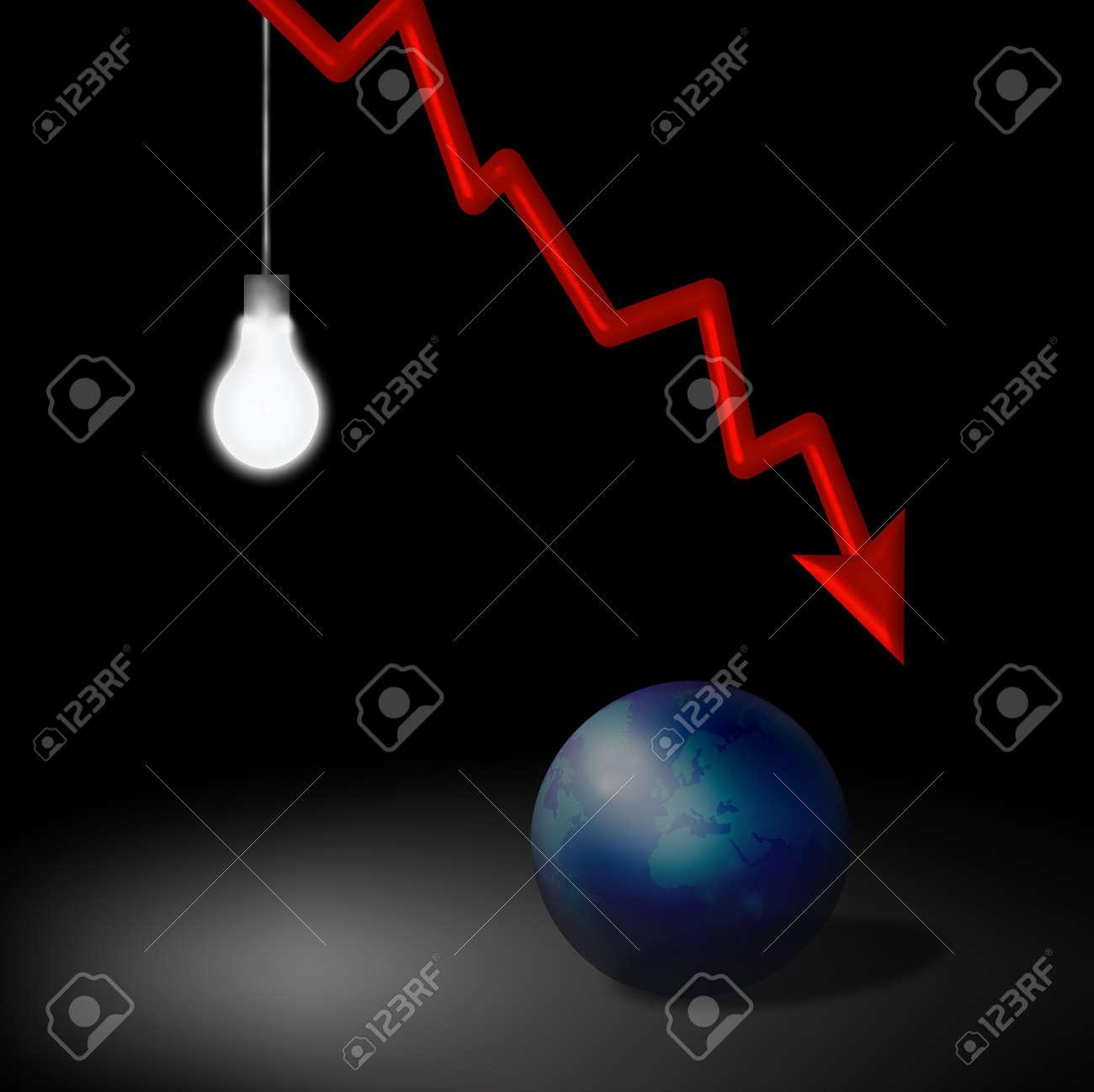 World Market Stock Photo - 3842782