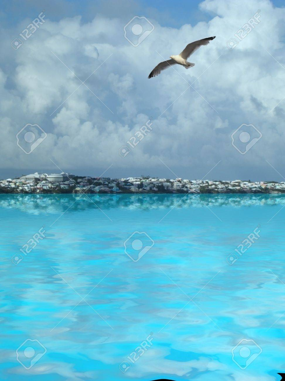 Bermuda Stock Photo - 4138968