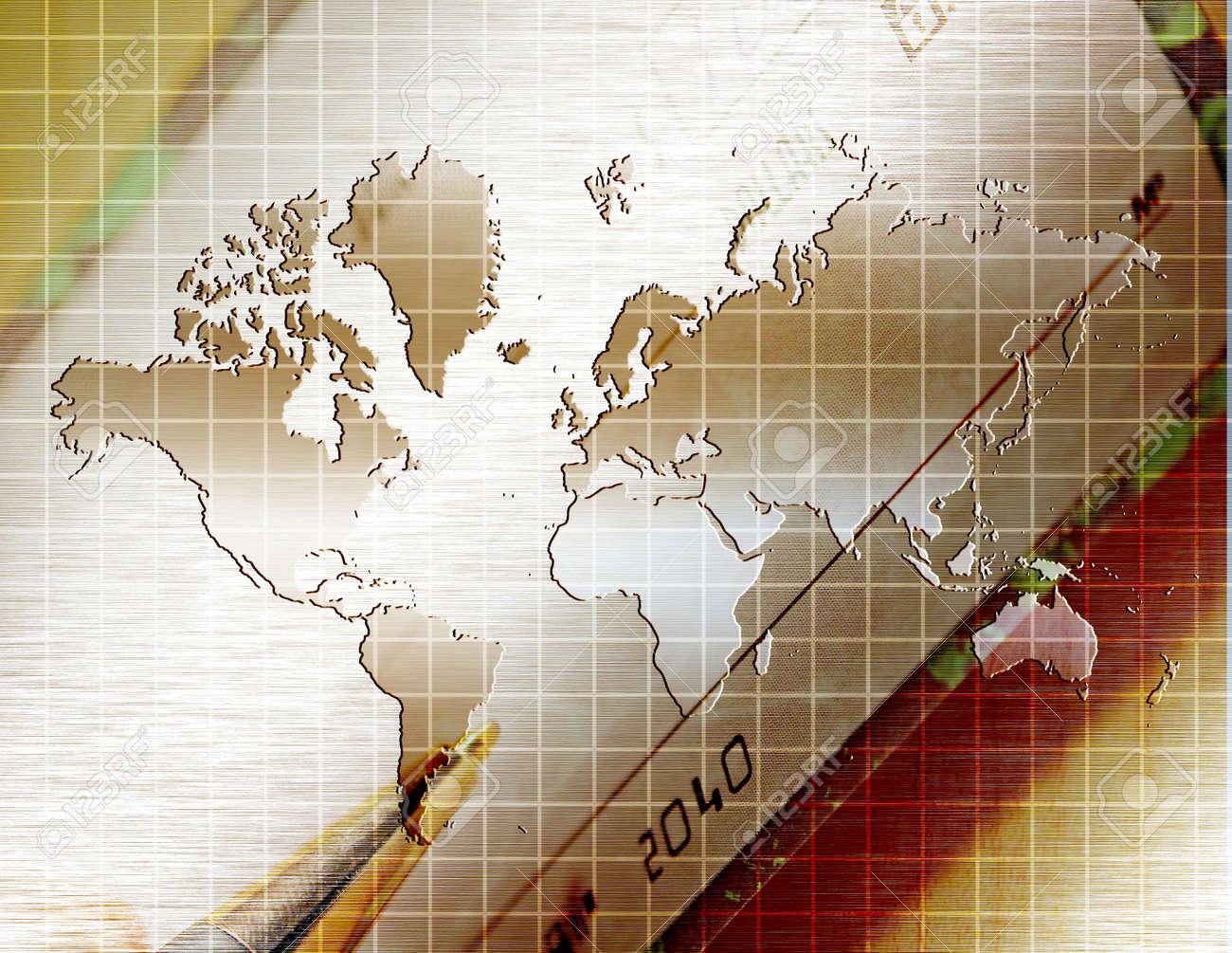 World Business Stock Photo - 6003261