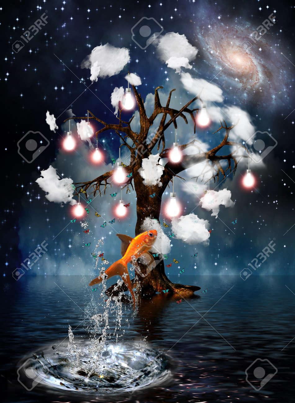 Idea Tree Stock Photo - 7118917