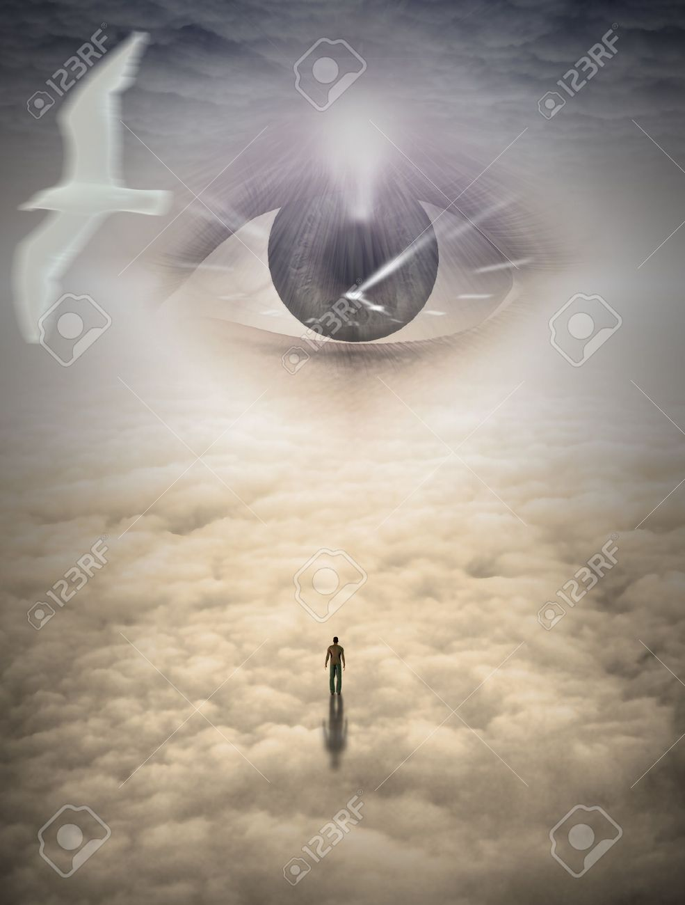 Surreal Composition Stock Photo - 7869594