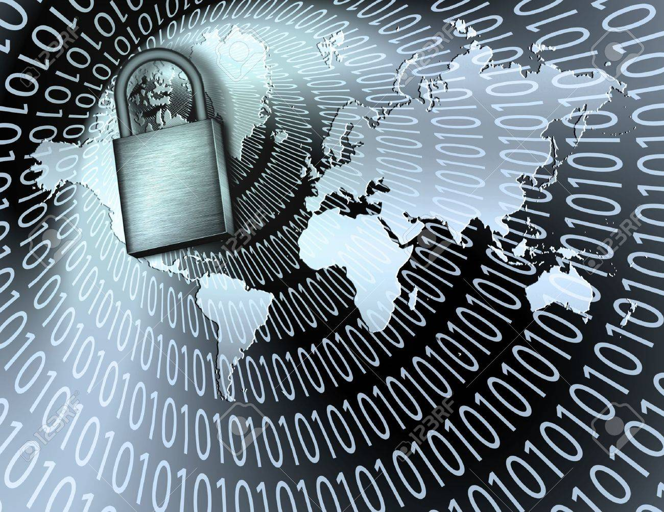 Electronic Security Stock Photo - 7869871