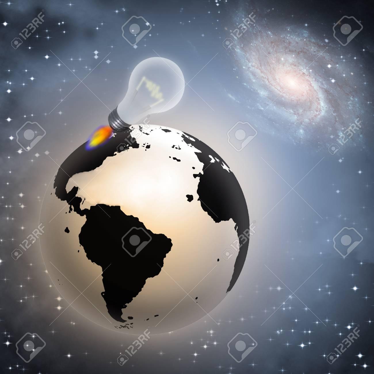 New world Ideas Stock Photo - 9402768