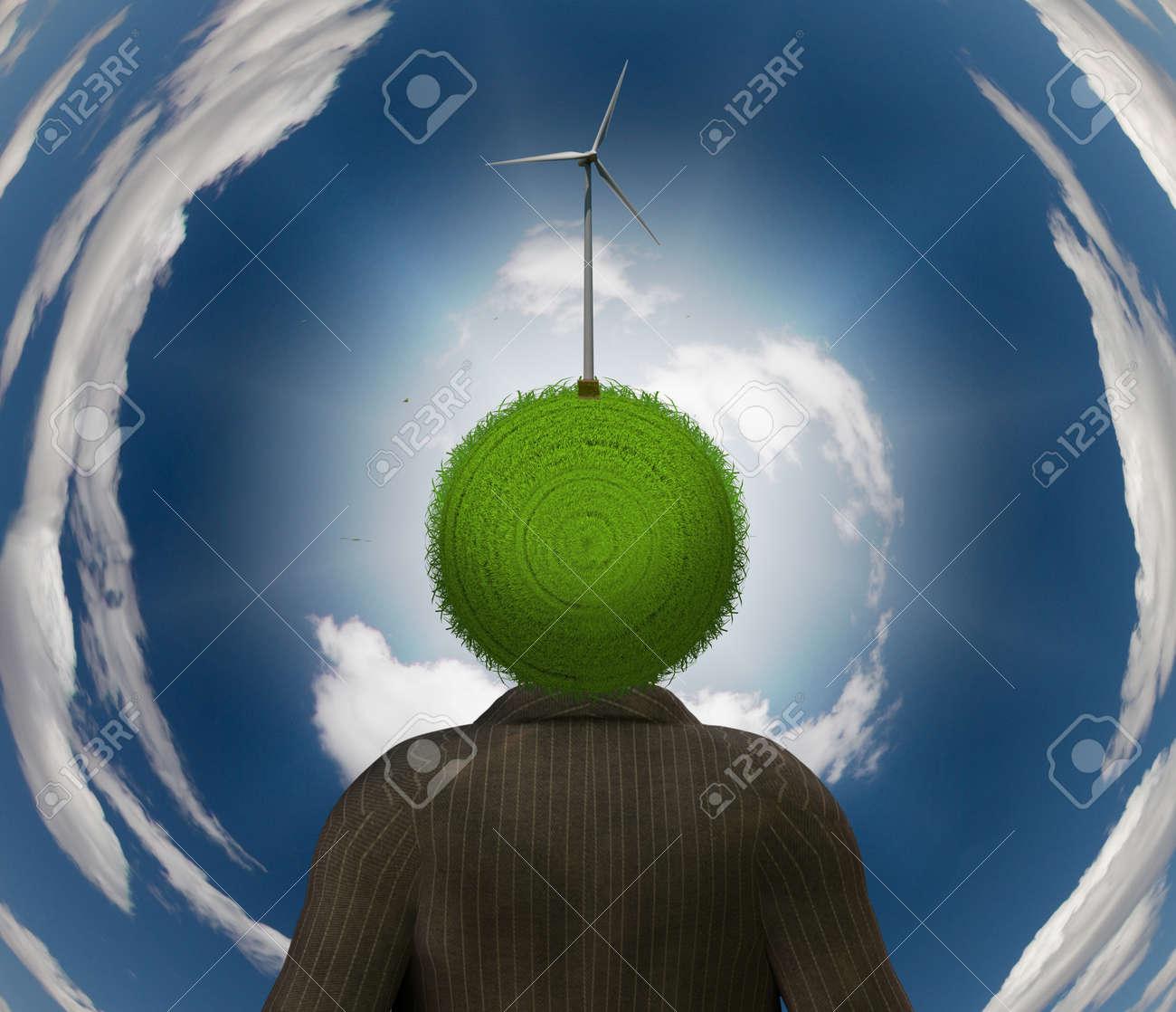 Eco Mind Stock Photo - 11397779