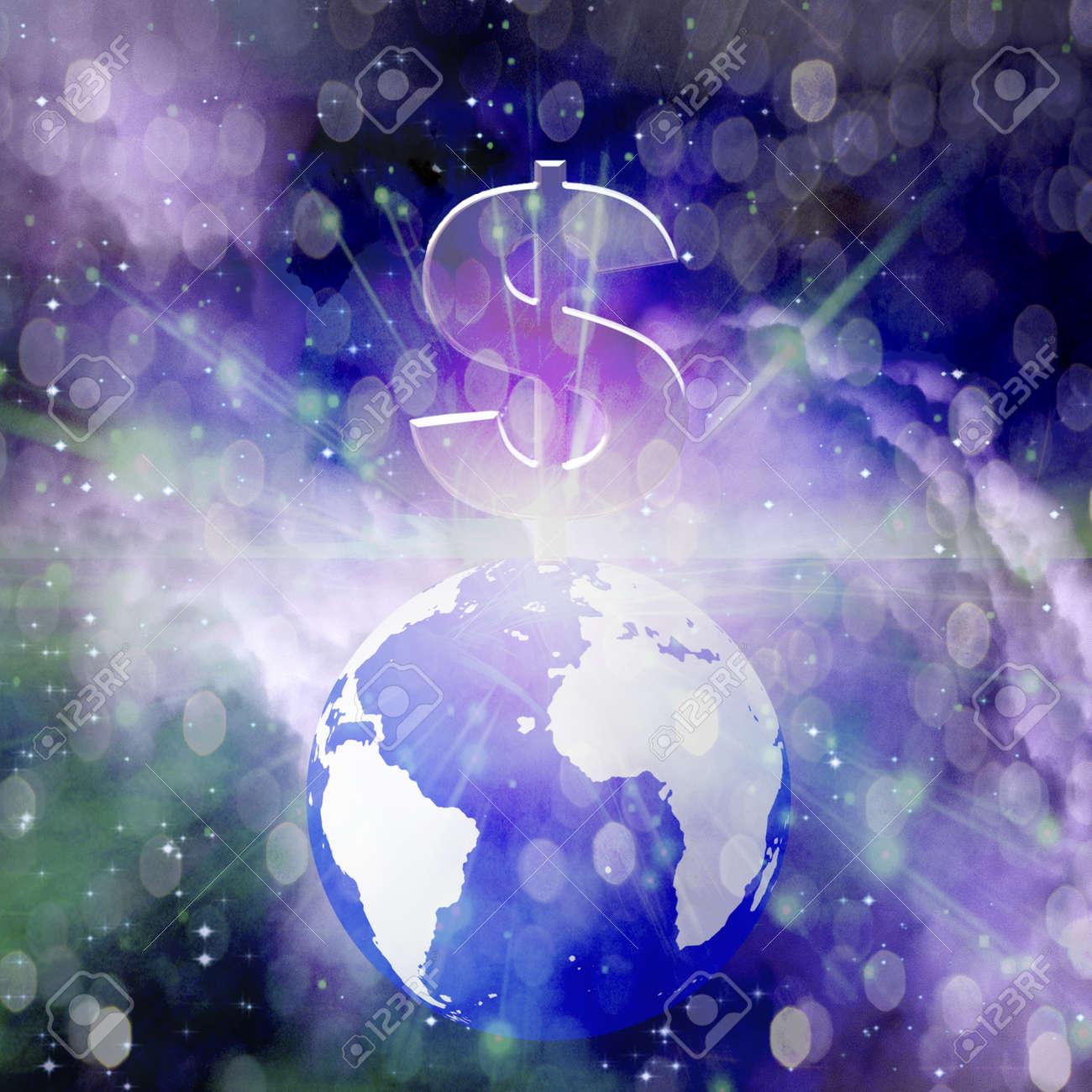 World Business Stock Photo - 13273871