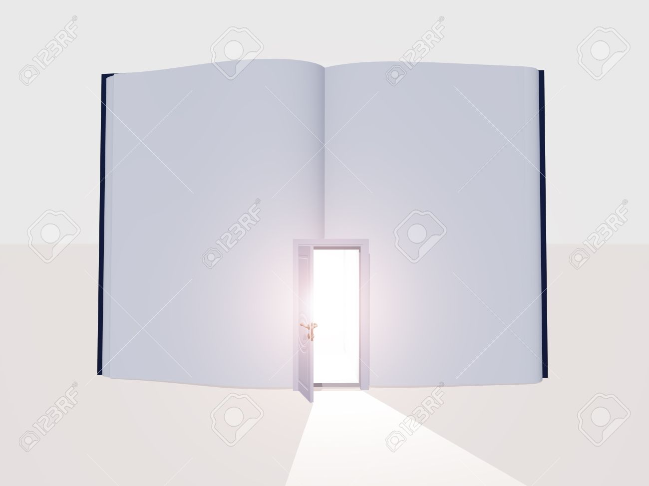 Book with open door Stock Photo - 13834001 & Book With Open Door Stock Photo Picture And Royalty Free Image ...