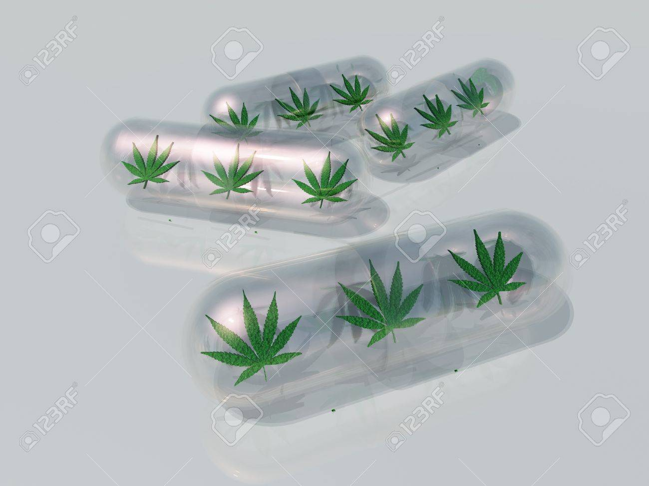 Medical Marijuana Stock Photo - 18378537