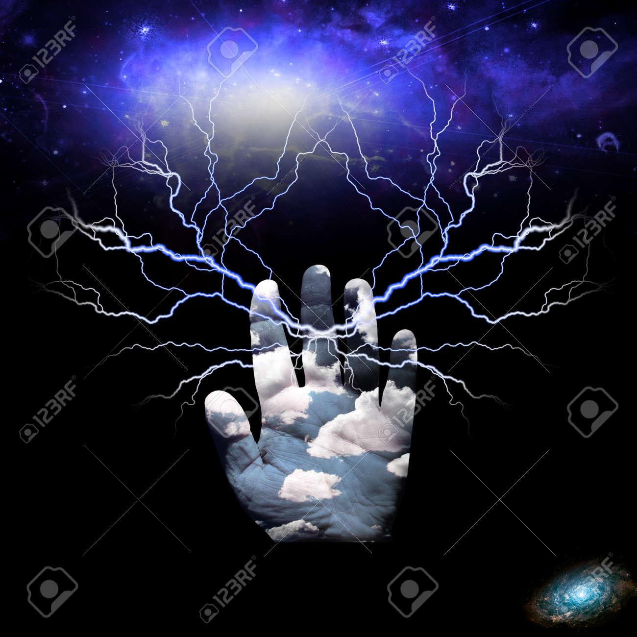 Power Revealed Stock Photo - 23015676