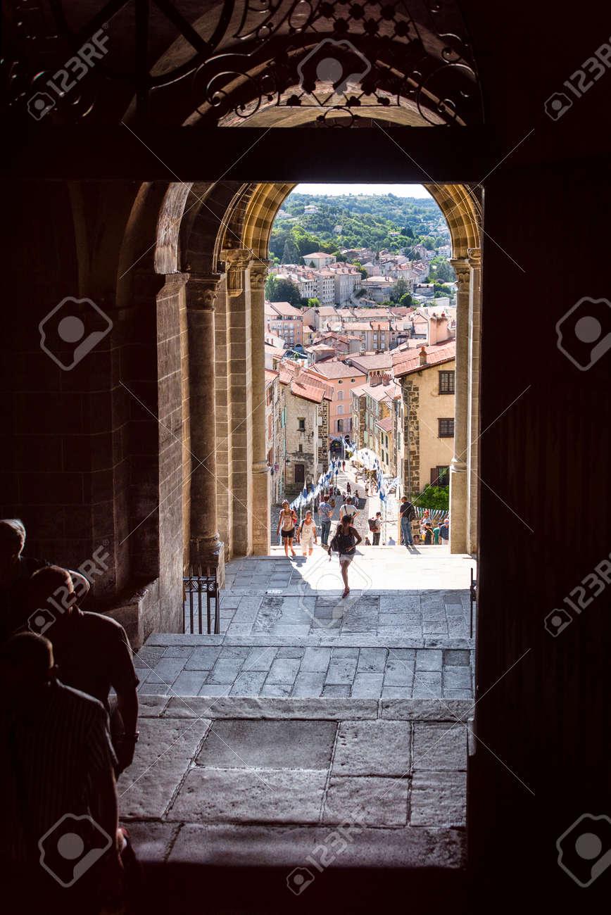Architecte Le Puy En Velay france, auvergne rhone alpes, haute loire, le puy en velay: the..