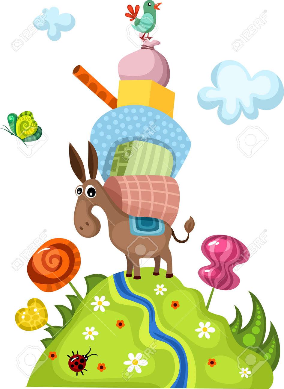 donkey - 11374668