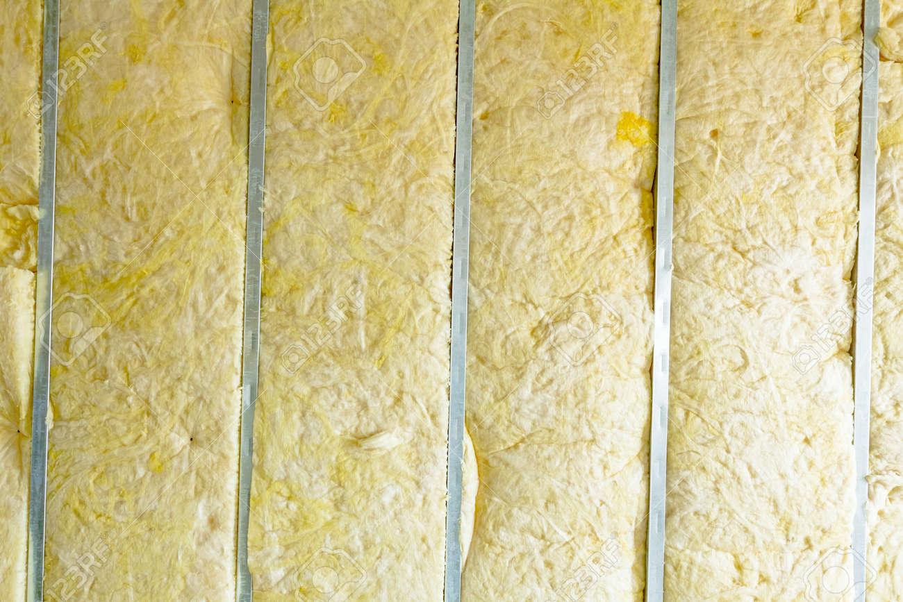 Verzinkte Stahl Joist Halt Warmedammung Material Steinwolle