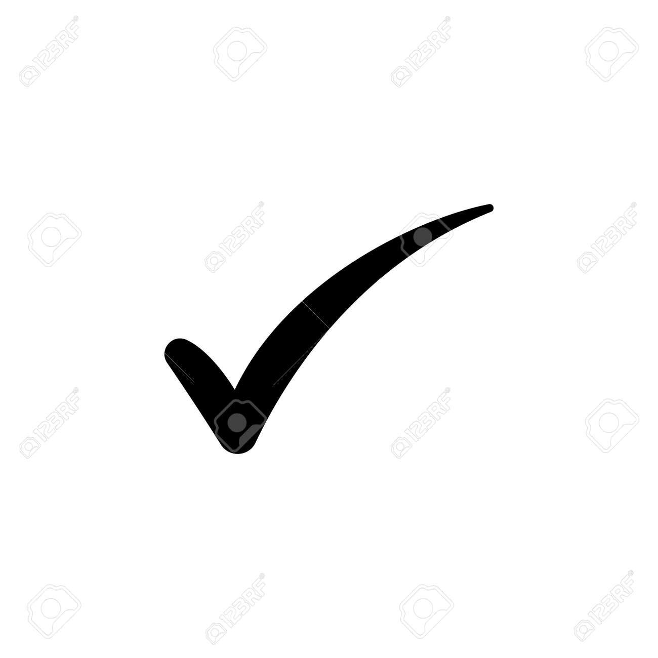 Check mark symbol, vector - 96237912
