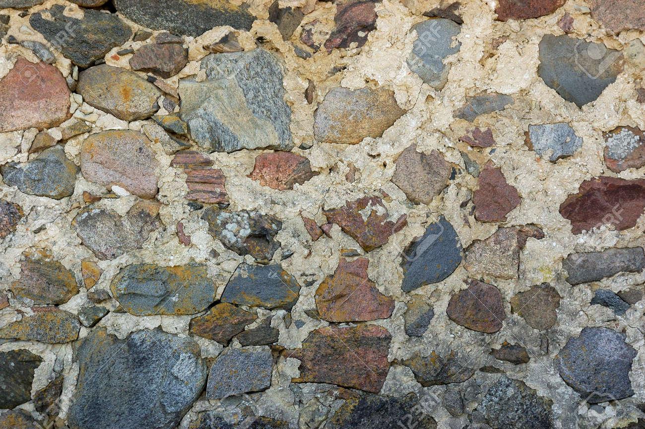 Muro Fatto In Pietra abstract pietra muro fatto con pietre di età compresa tra