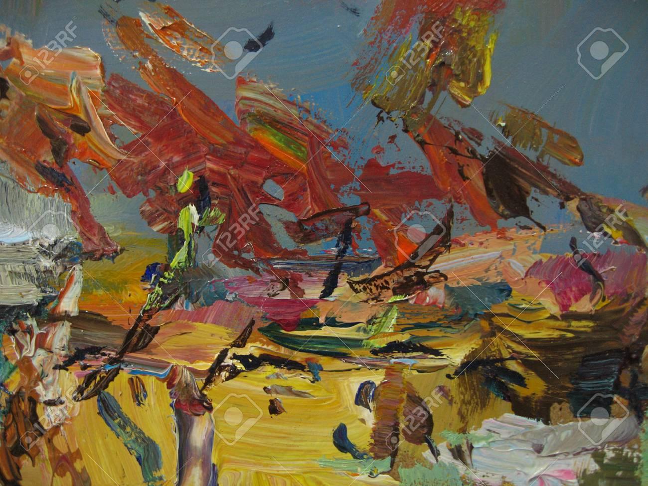 Texture, Peinture à L'huile, Acrylique, Huile,