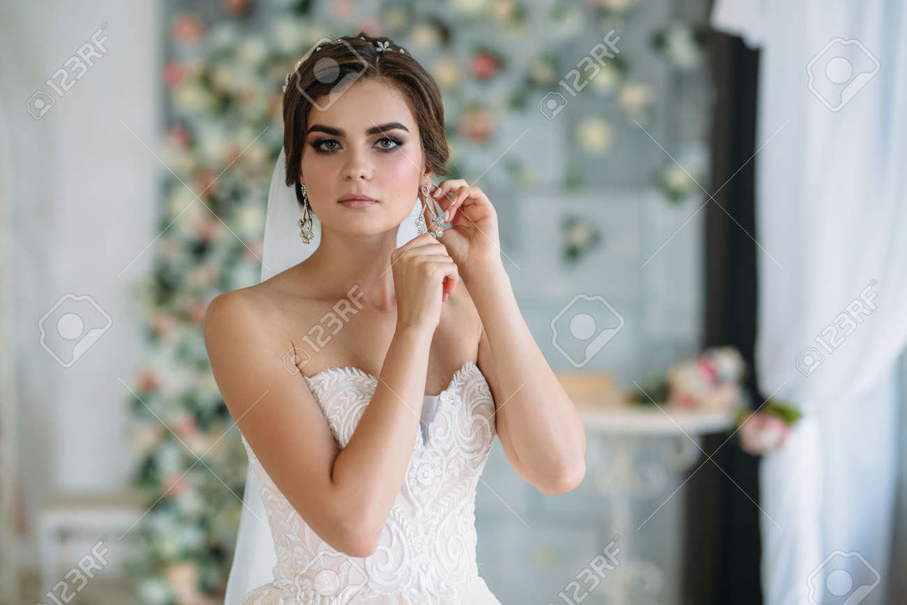 dangly simple your had wedding beads jason me earrings also the pearl and a of on but show bracelet topic strapless karen sequins head kept jewelry piece torso with i day it lots