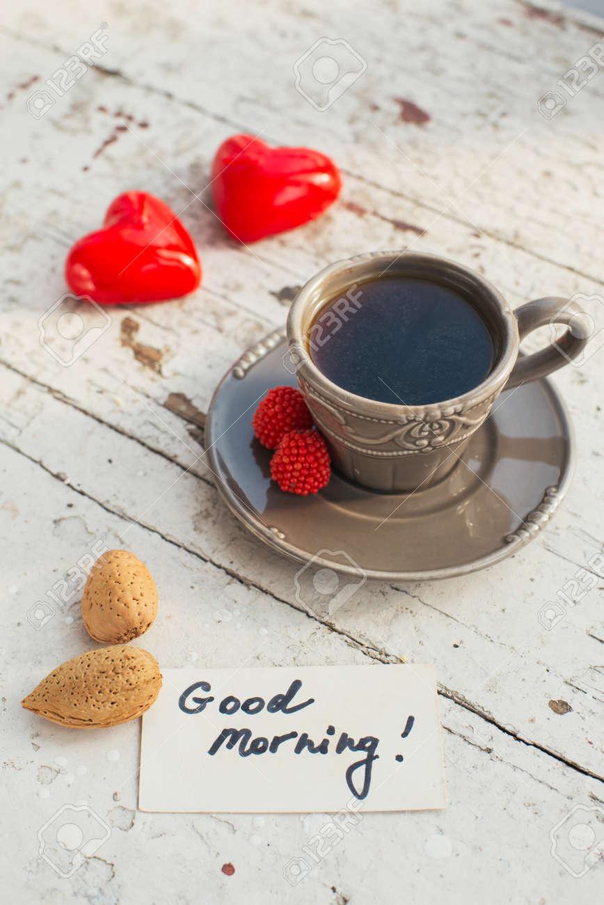 Romantisch kaffee guten morgen Guten Morgen