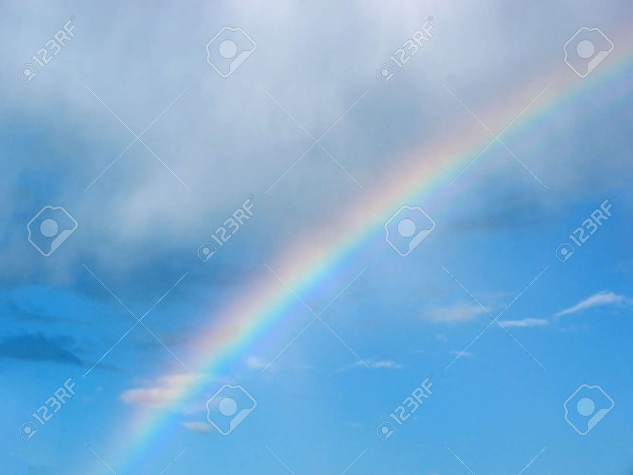 rainbow Stock Photo - 7051765
