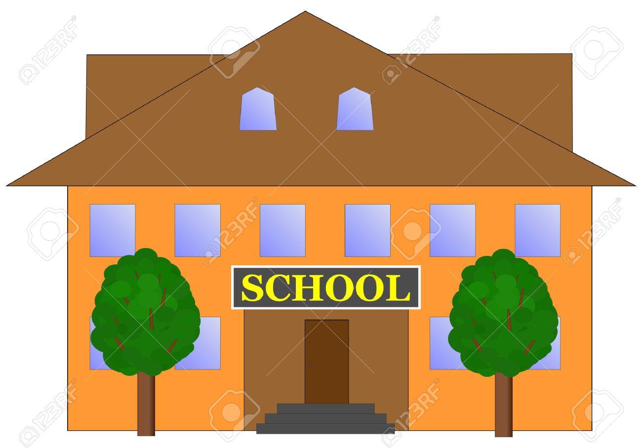 School Doors Clipart