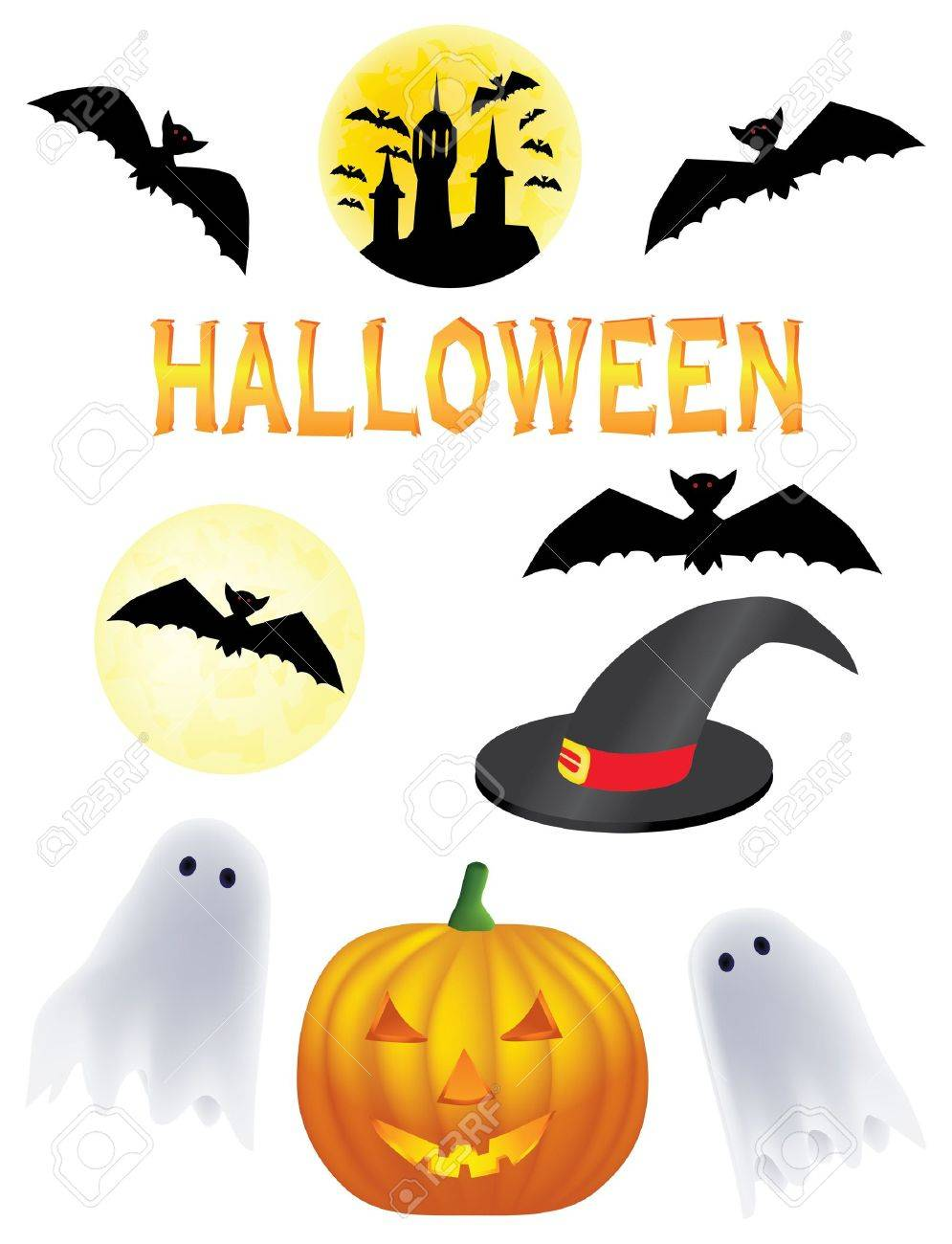 halloween vector clipart royalty free cliparts vectors and stock rh 123rf com free halloween vector files free halloween vector clipart