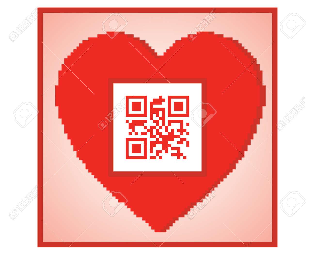 Qr код на открытках