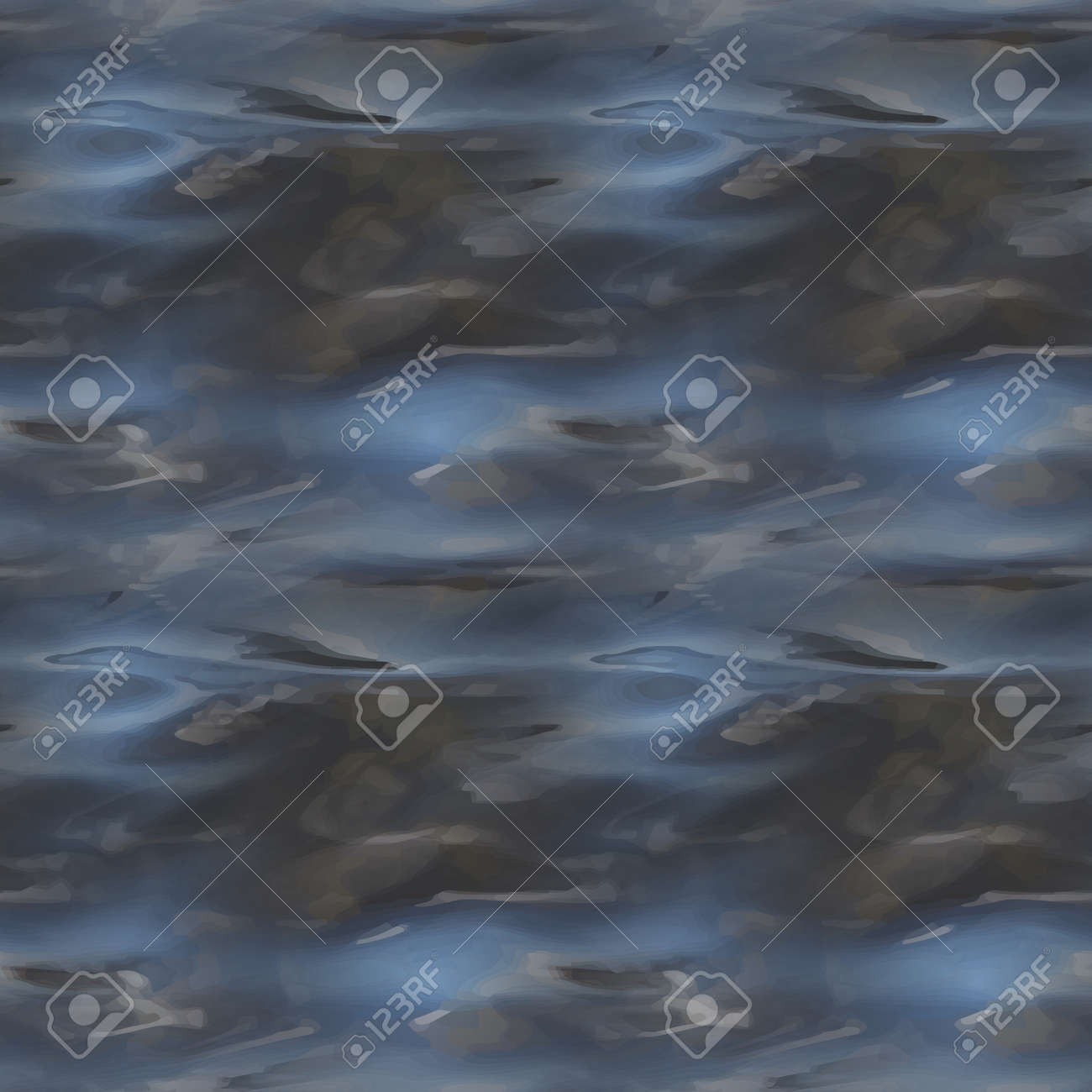Seamless river water texture Ocean Floor Vector Vector Realistic Water Texture Seamless Pattern To Use As Background For Websites Or Other Media Seamless Tile To Make Endless Water Surface 123rfcom Vector Realistic Water Texture Seamless Pattern To Use As