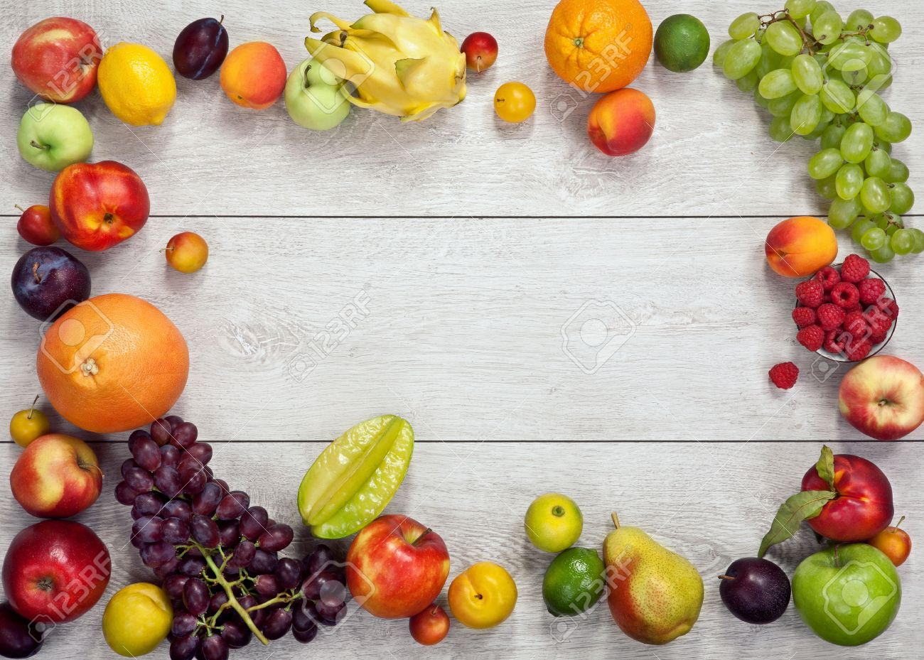 Healthy Food Background Studio Photography Of Different Fruits Stock Photo Picture And Royalty Free Image Image 30548429
