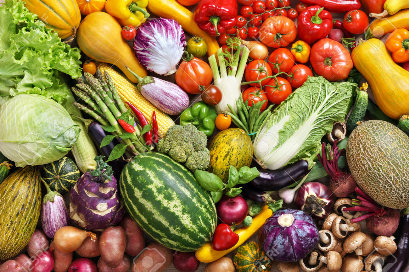 Healthy Eating Background Food Photography Of The Variety Of Stock Photo Picture And Royalty Free Image Image 49996136