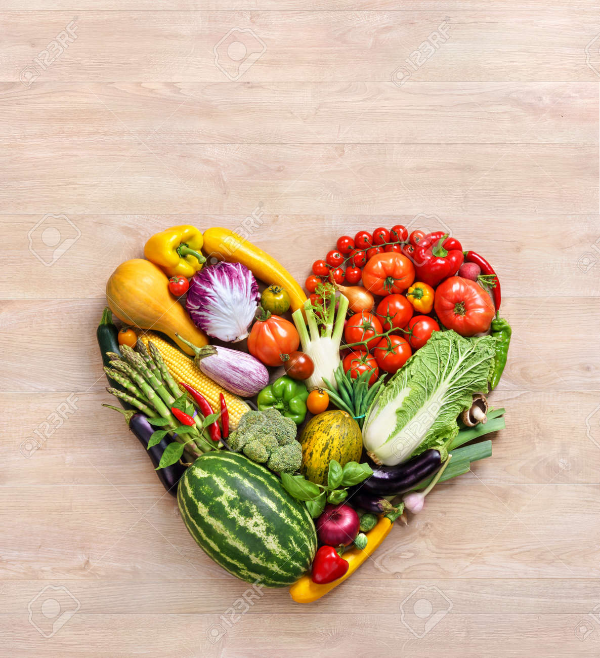 Heart Symbol Fruits Diet Concept Healthy Eating Concept Food Stock Photo Picture And Royalty Free Image Image 52849020