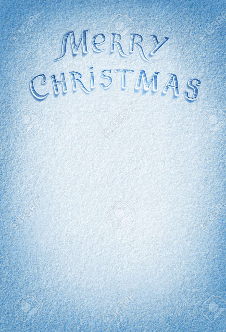 merry christmas background of fresh snow texture in blue tone stock photo picture and royalty free image image 66139683 merry christmas background of fresh snow texture in blue tone