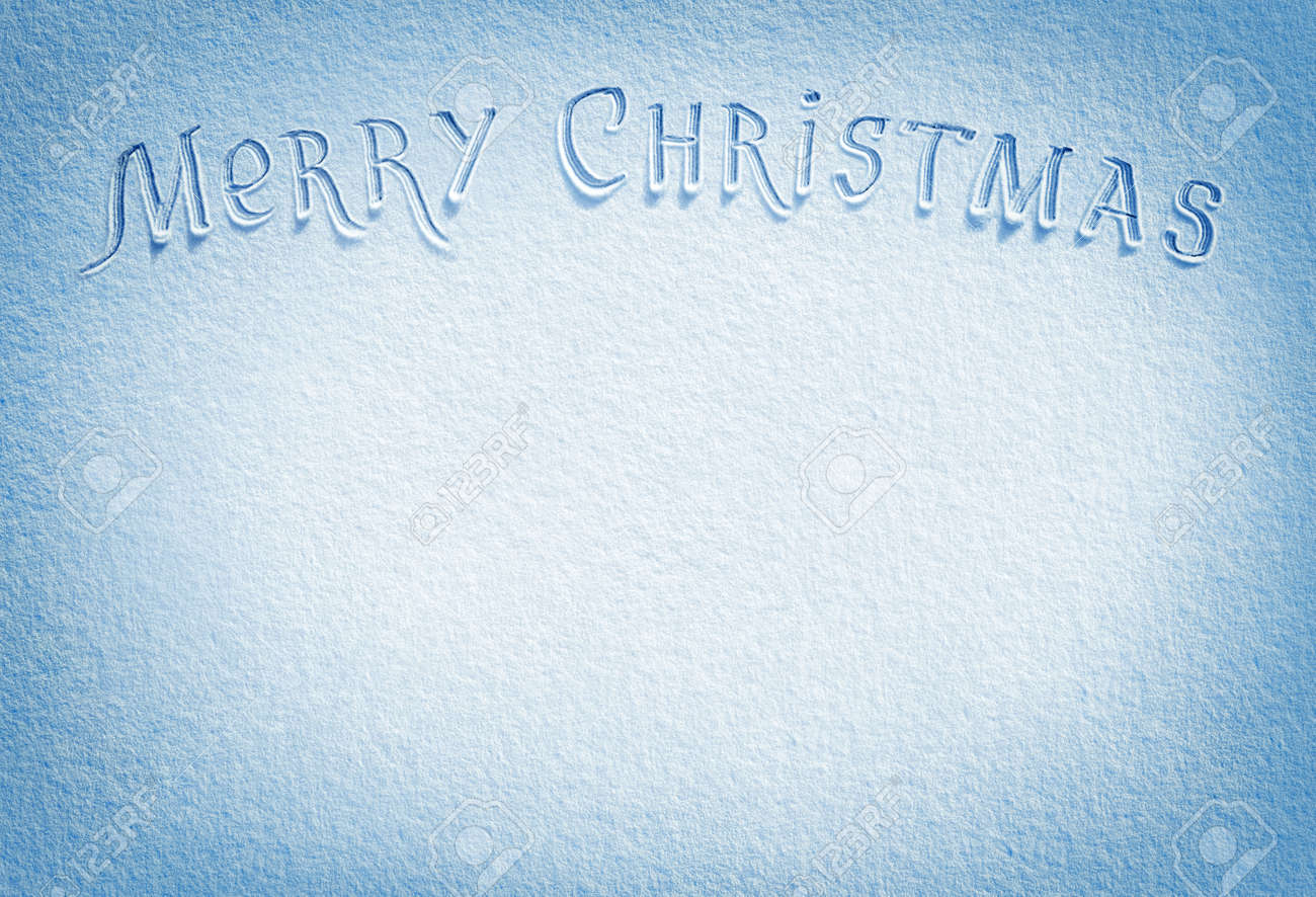 merry christmas background of fresh snow texture in blue tone stock photo picture and royalty free image image 67269922 merry christmas background of fresh snow texture in blue tone