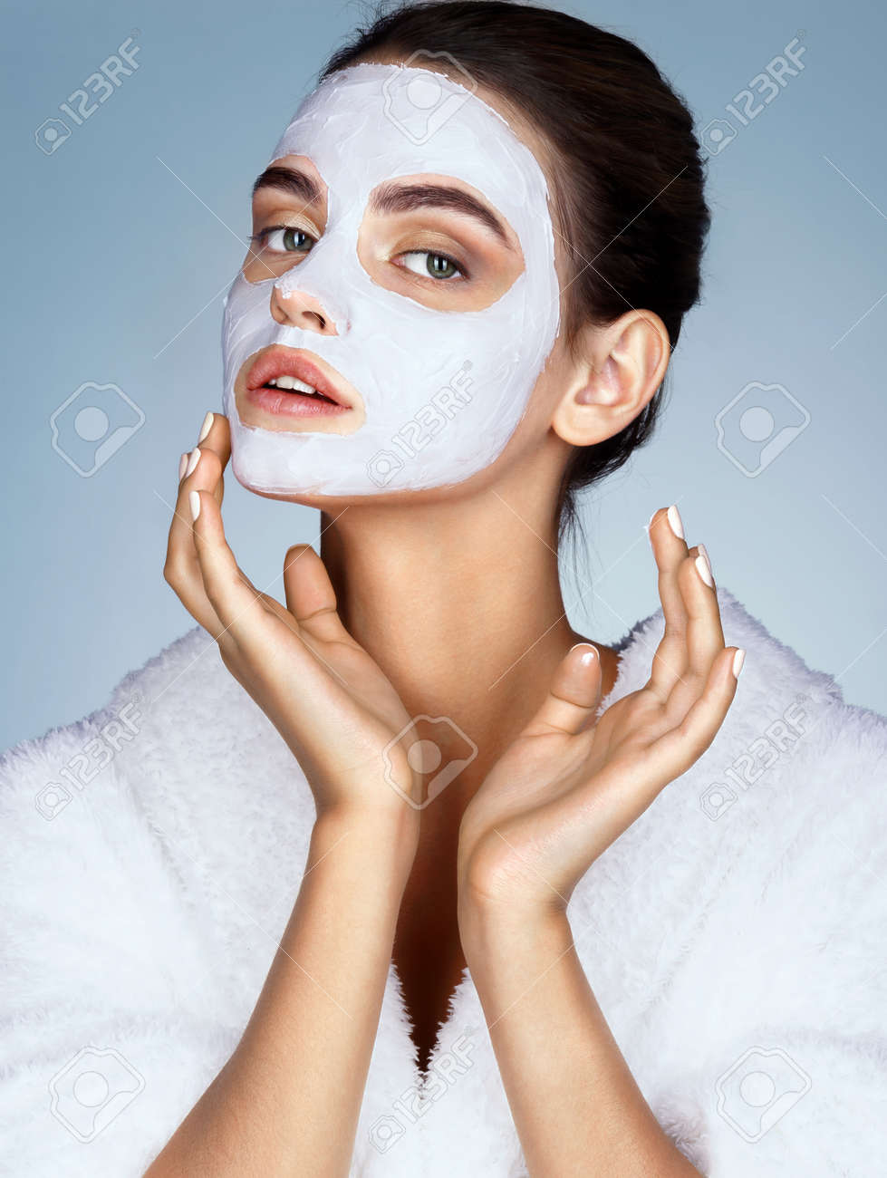 masque facial visage