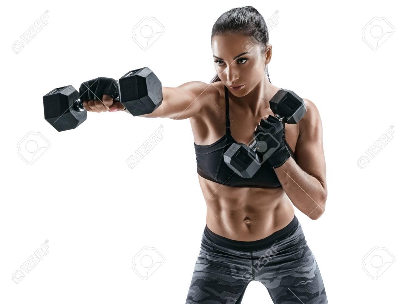 Ungewöhnlich Muskulöse Weibliche Brust Zeitgenössisch - Menschliche ...