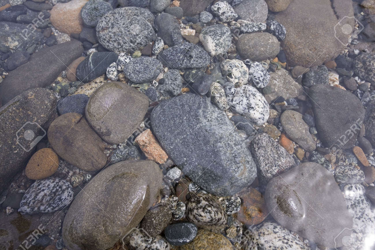 Rocks for a background. Underwater to reveal structure and texture Stock Photo - 3880062