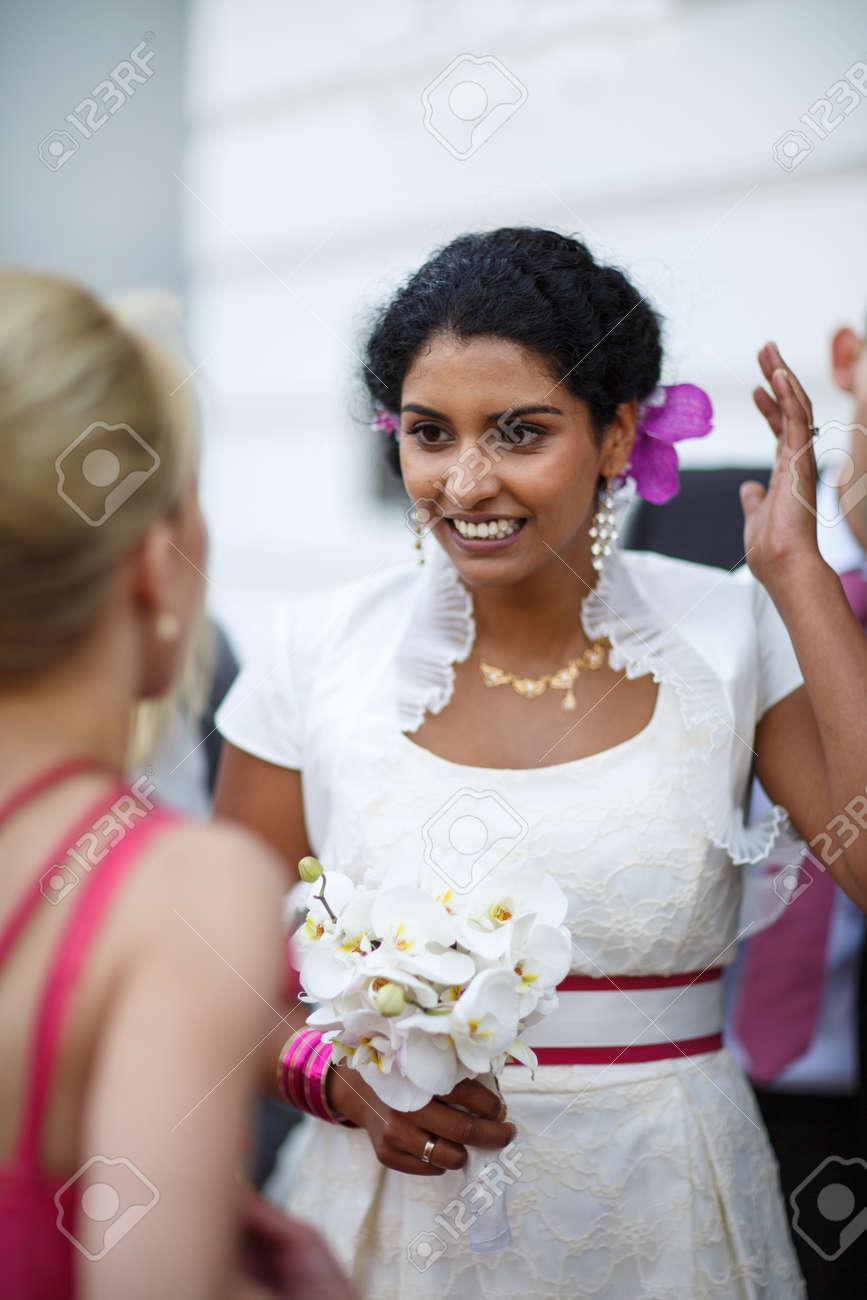 Фото польской невесты после свадьбы
