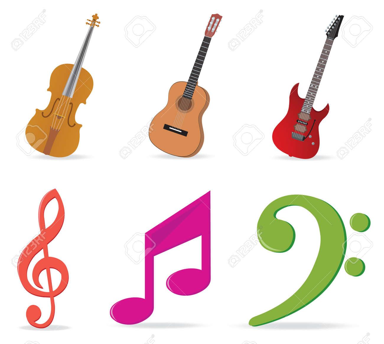 Showing post & media for Music instrument symbols | www.symbolsnet.com