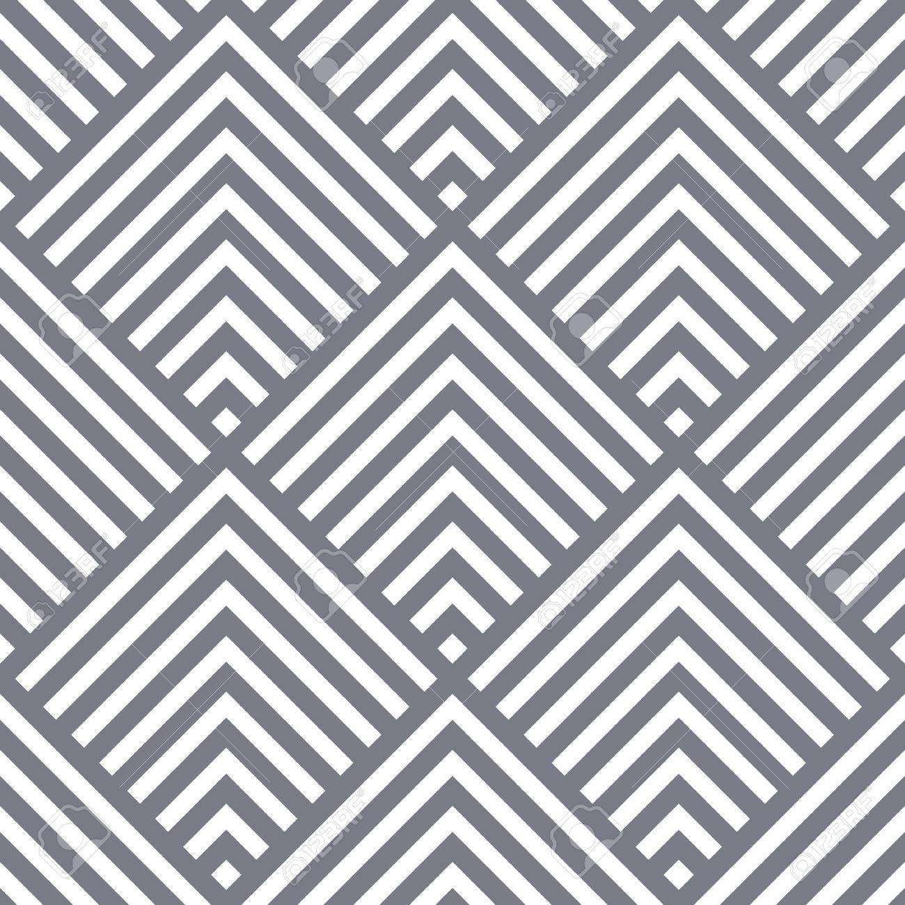 Vector white background - seamless texture for graphic or website template layout , Interior wall decoration. 3D Vector interior wall panel pattern. Geometric triangle design. - 50831475