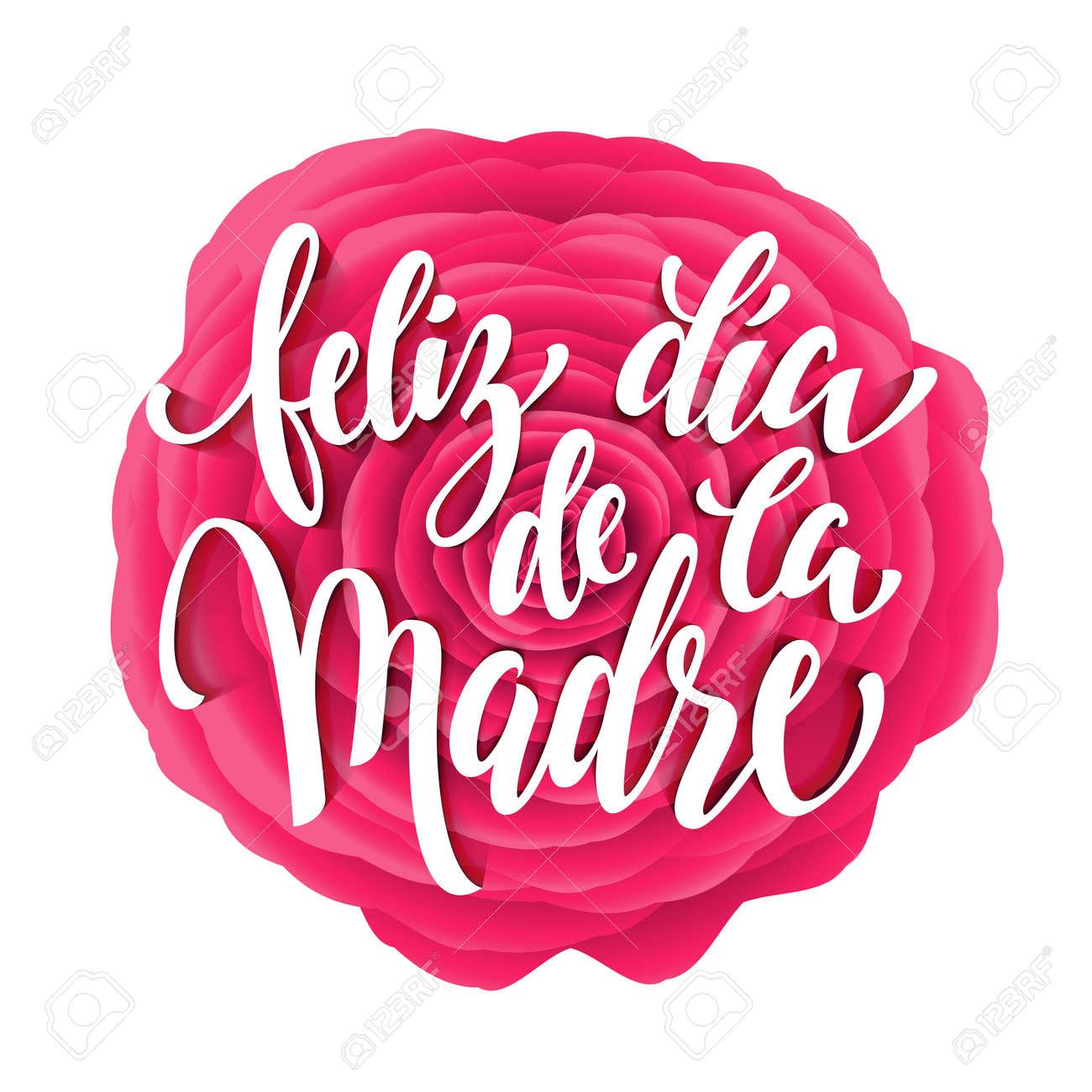 Feliz Dia De La Madre. Día De La Madre De Tarjetas De Felicitación ...